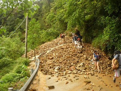 katasztrófa turizmus le