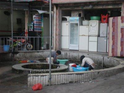 a Baishizhou-i milliő