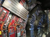 Decommissioned particle accelerator
