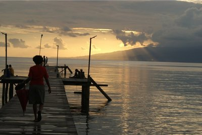 Jembatan Ihamahu Lease Islands Maluku