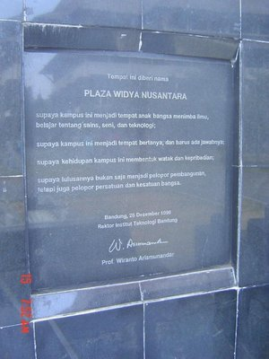 Science Monument Bandung
