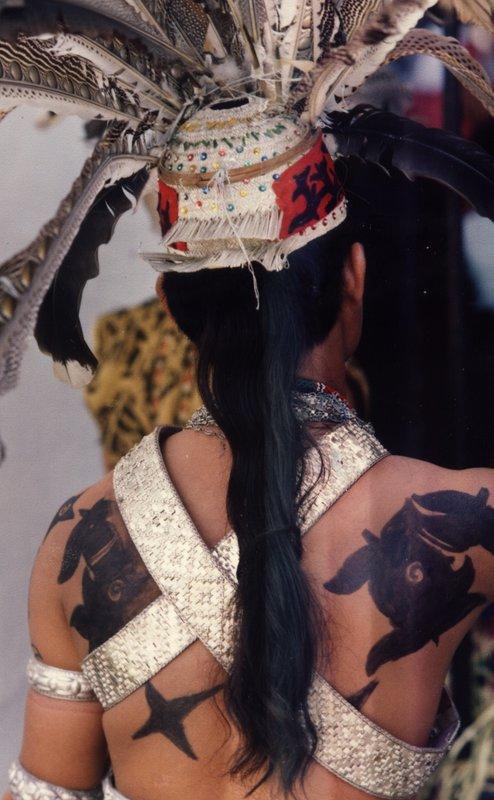 Iban Warrior