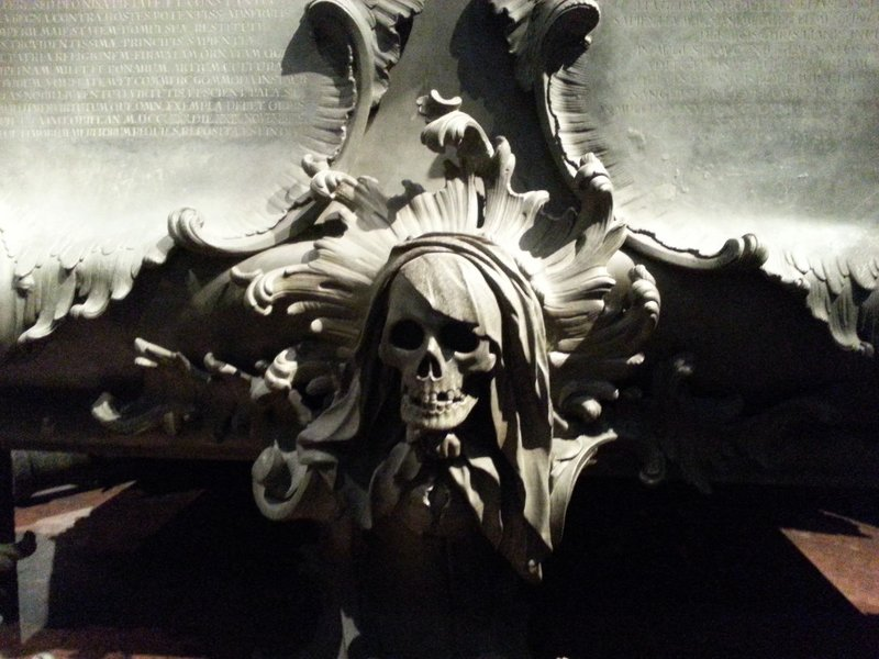 Imperial crypt