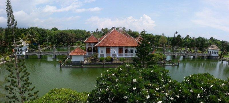 Ujung Water Palace