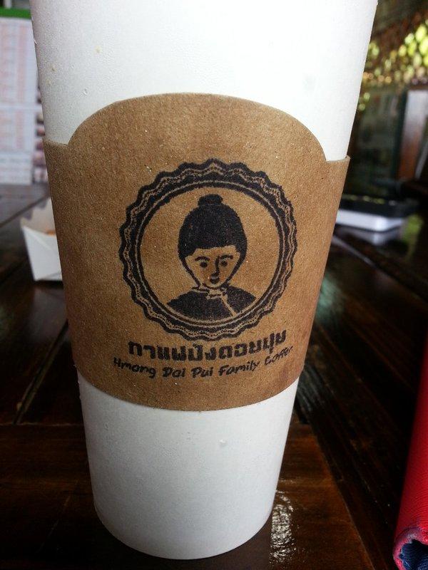 Hmong Doi Pui family coffee