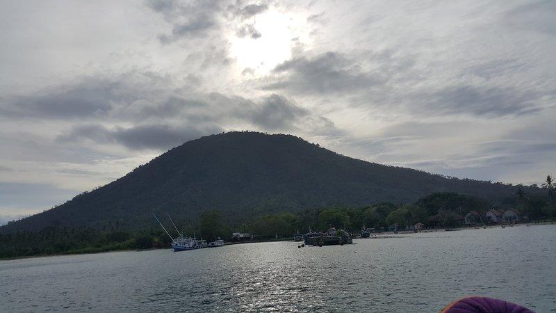 Sebesi island