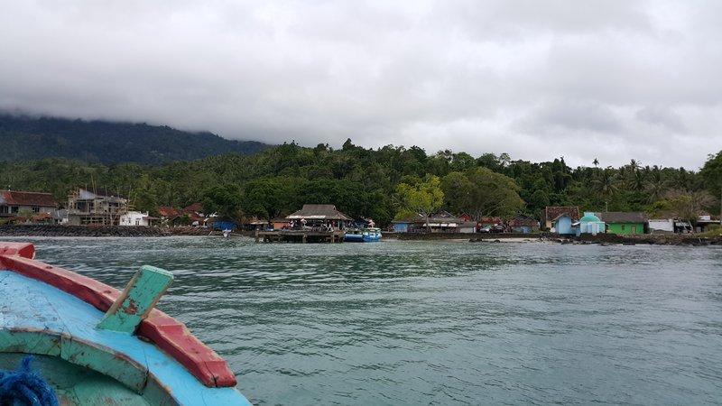 Canti port