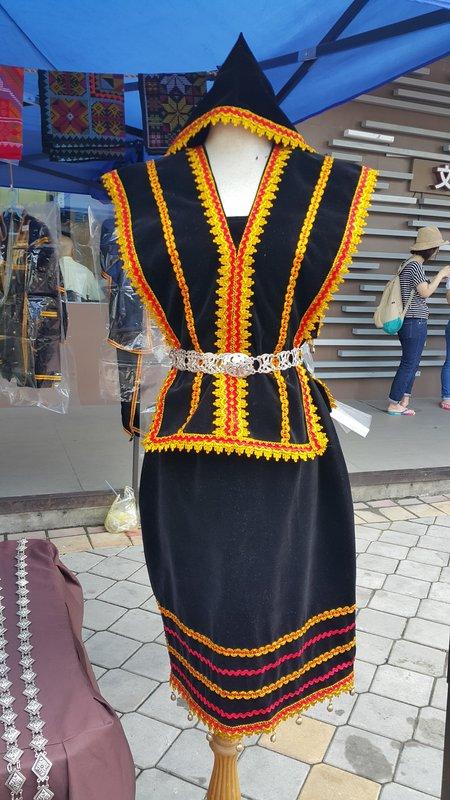 Kadazan costume
