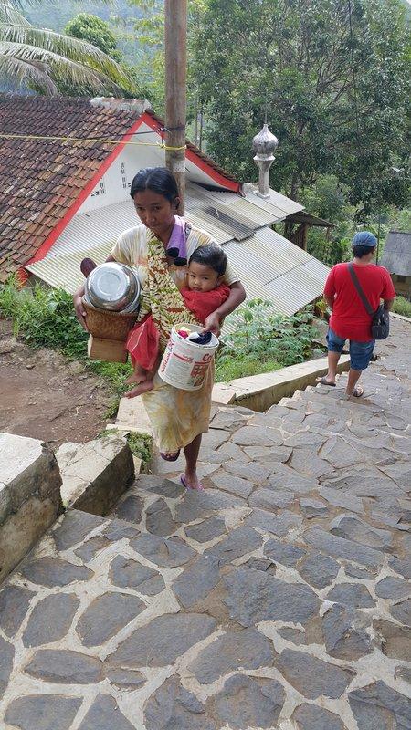 Kampong Naga woman