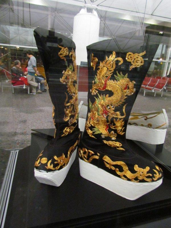Chinese opera shoes