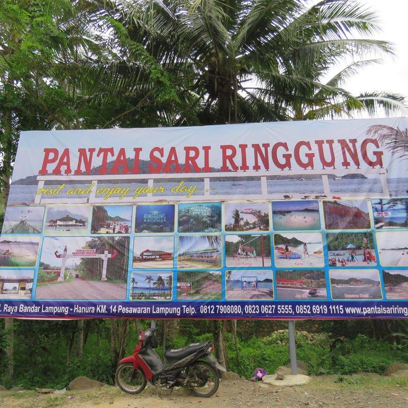 Attractions at Pantai Sari Ringgung