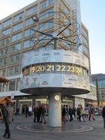 World Clock at Alexanderplatz