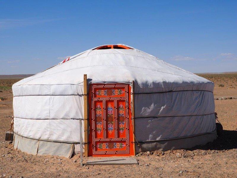 Traditional Mongolian Ger