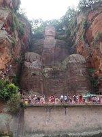 The Giant Buddah at Leshan