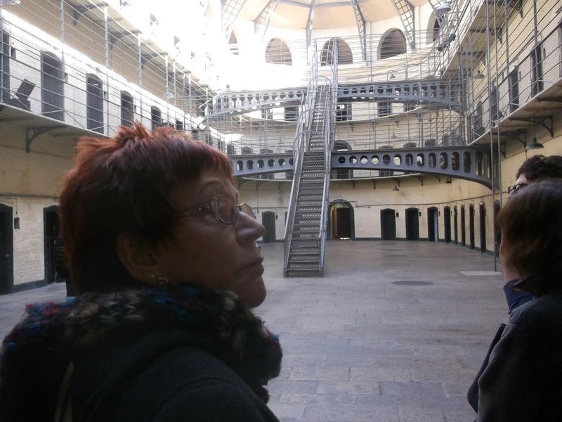 Newer Victorian main cellblock