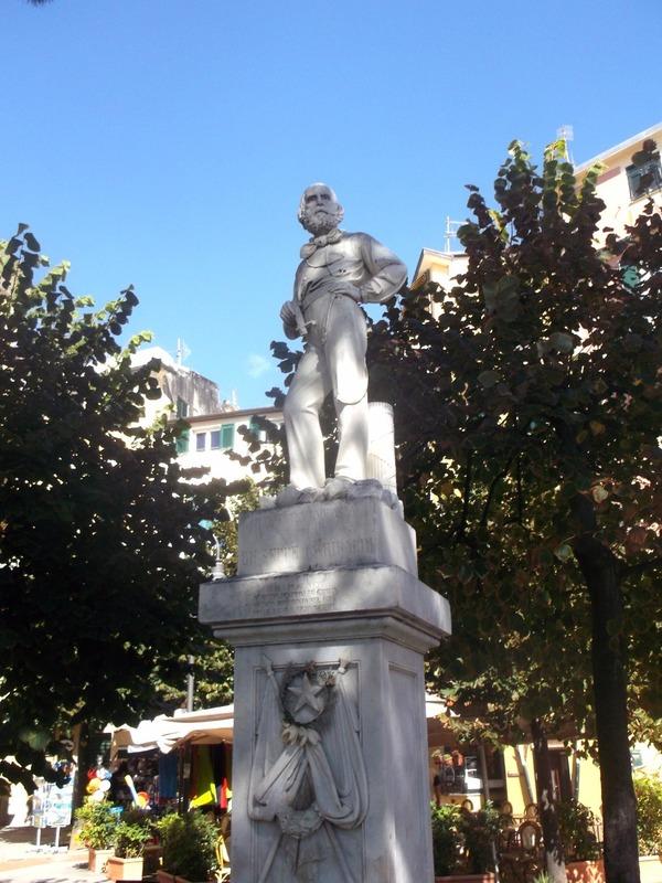 in the company of Garibaldi- Italian Revolutionary