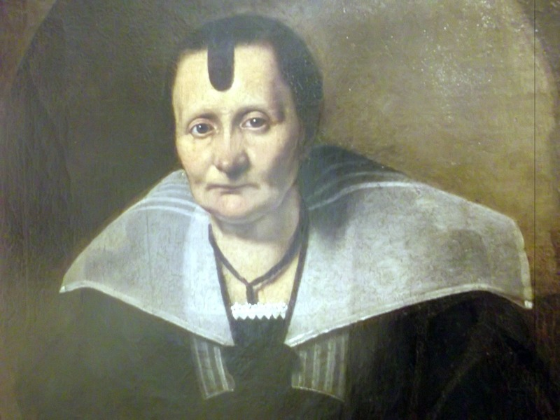 wealthy widow 15th century