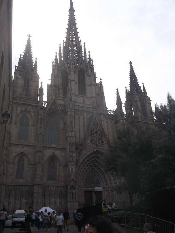 building Cathedral started 1298