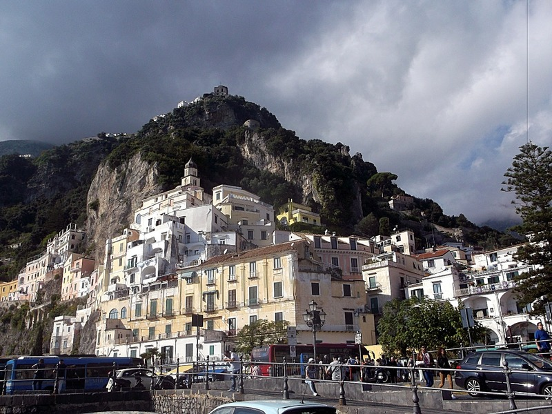Positano has got some competition