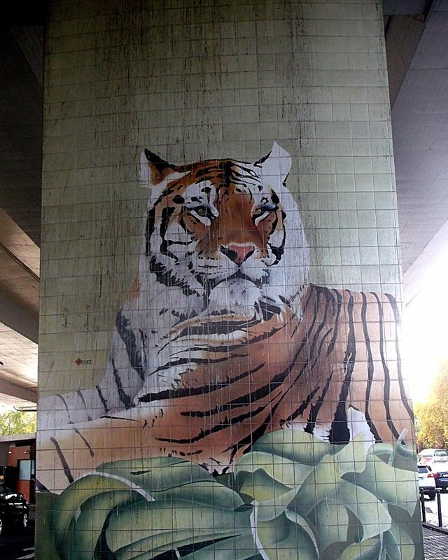 close to the Lisbon Zoo