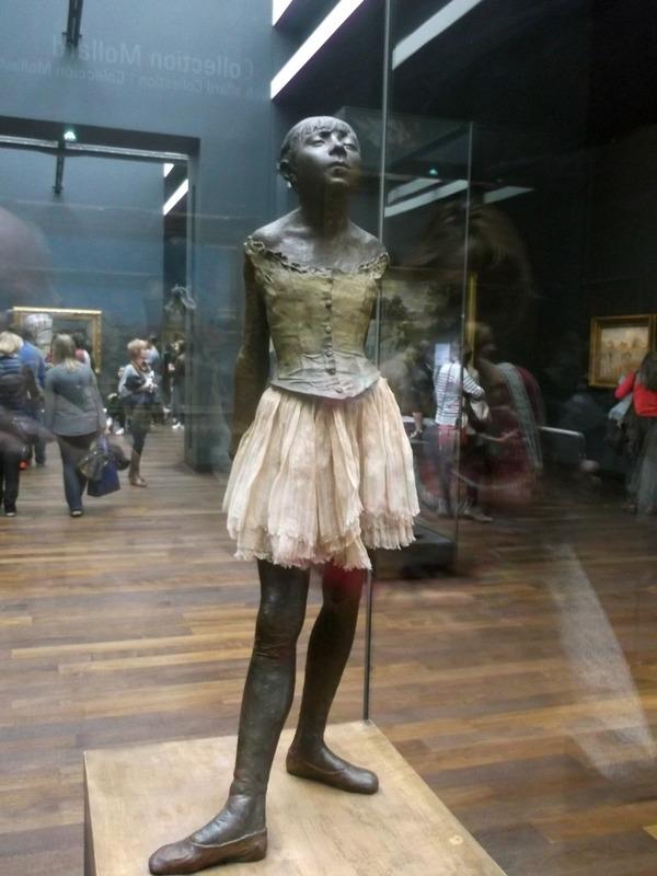 Degas Ballet dancer