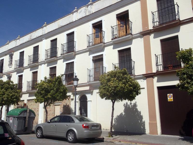 Linda and Carlos´s 3rd floor apartment in Utrera