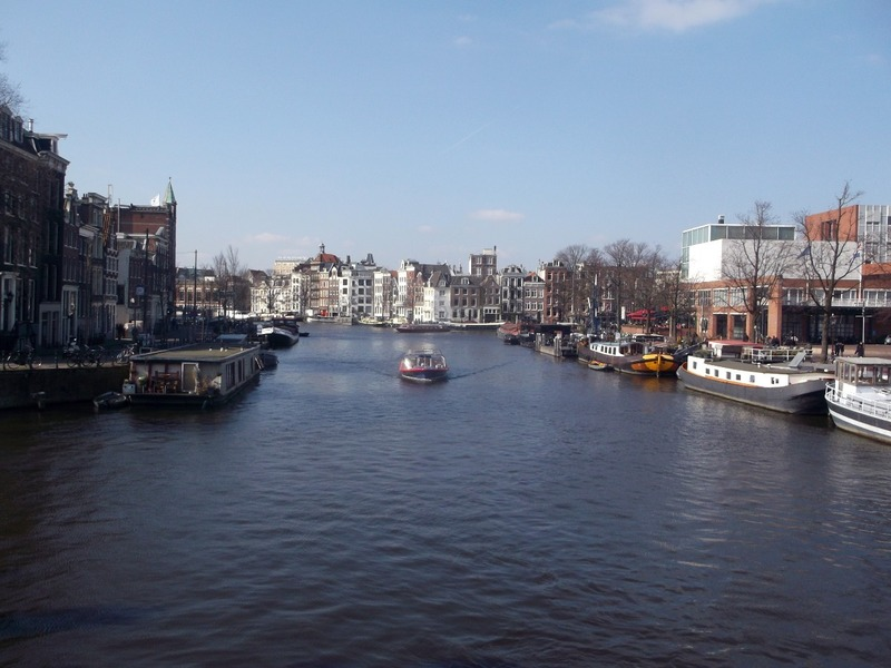 Just another beautiful canal...