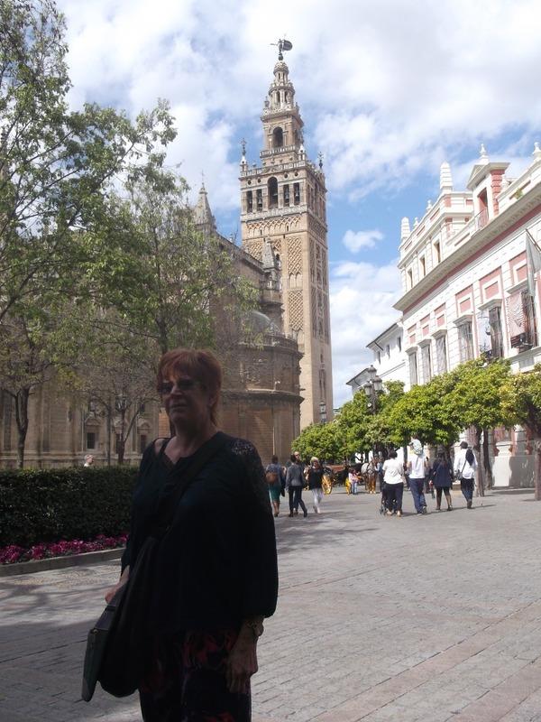 The Giralda Bell Tower/ Minaret 1198