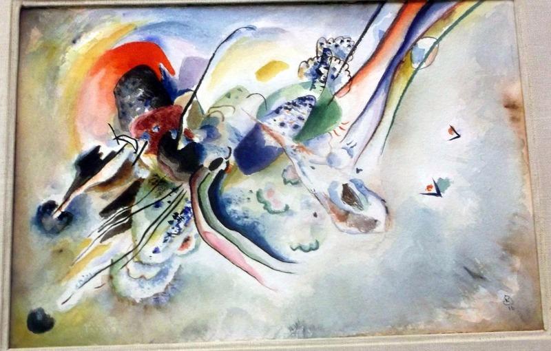 a Kandinsky