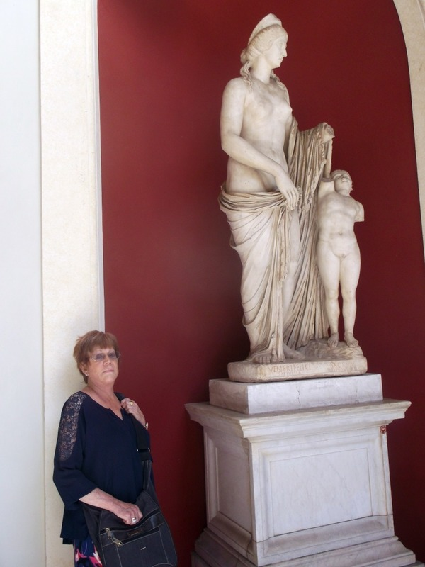 Lovely statues