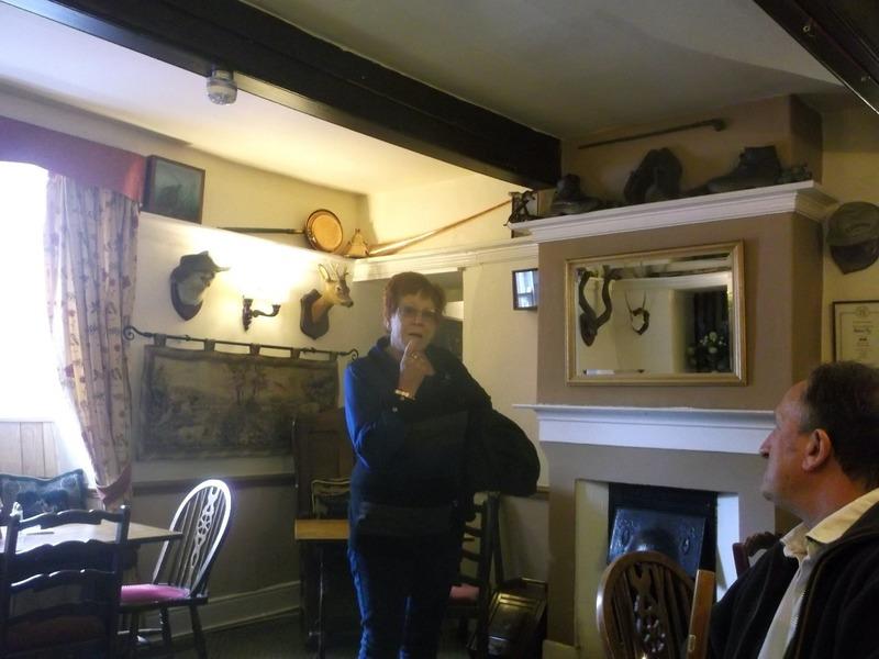 400 year old pub
