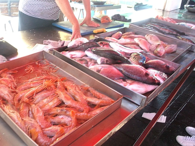 Sunday markets in Marsaxlokk