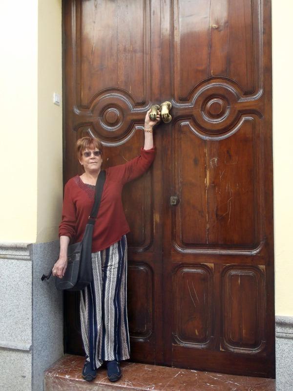 Primary School door
