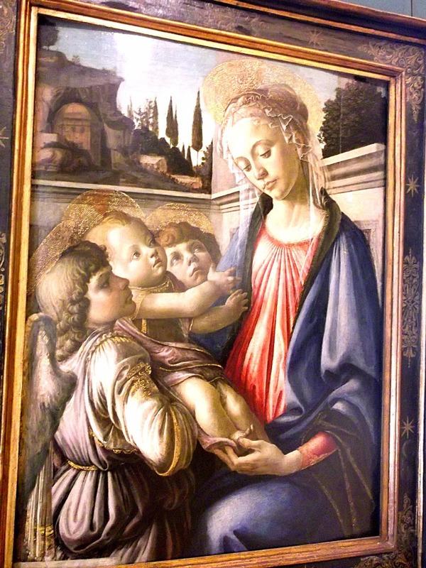 #2 Botticelli 1468