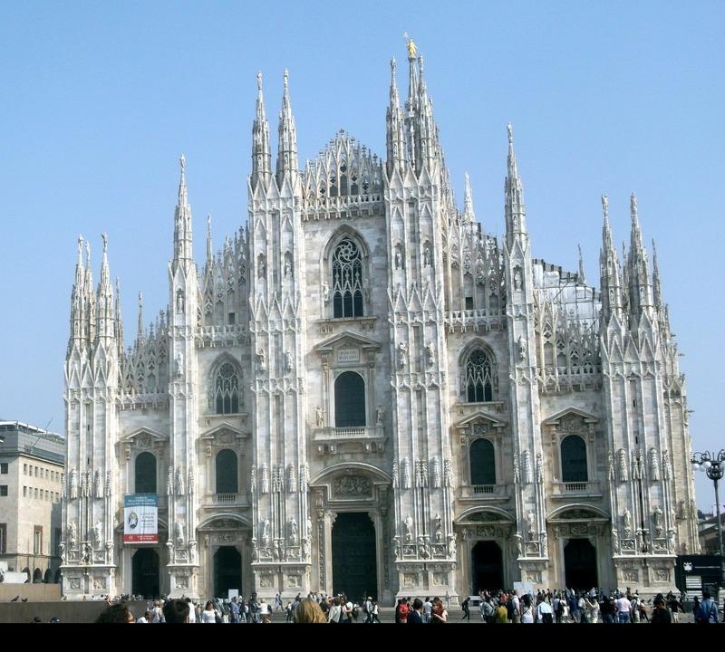 Duomo Milan - in all it´s glory
