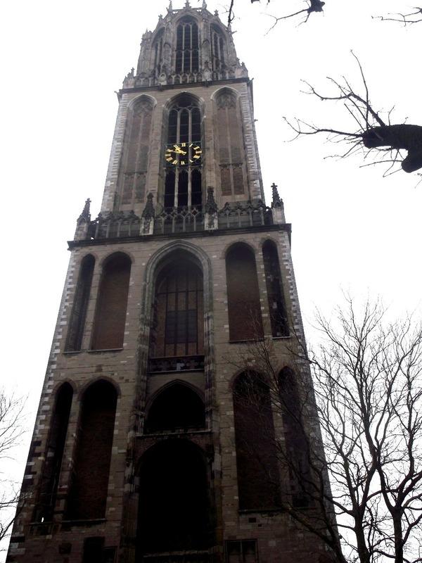 Utrecht 1382 gothic Domtoren