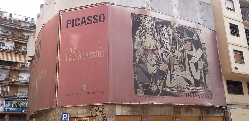 In Picasso´s birthplace