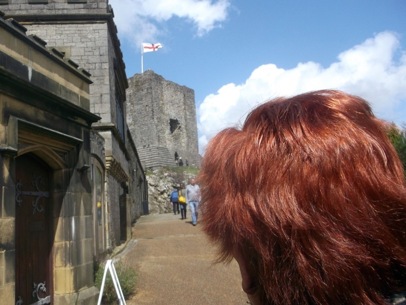 Afternoon at Clitheroe Castle Keep