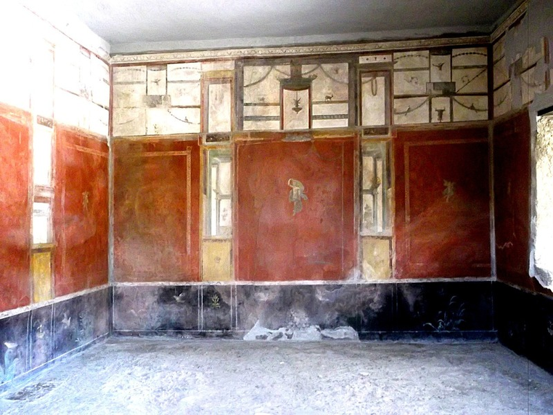 a 2000 year old paint job