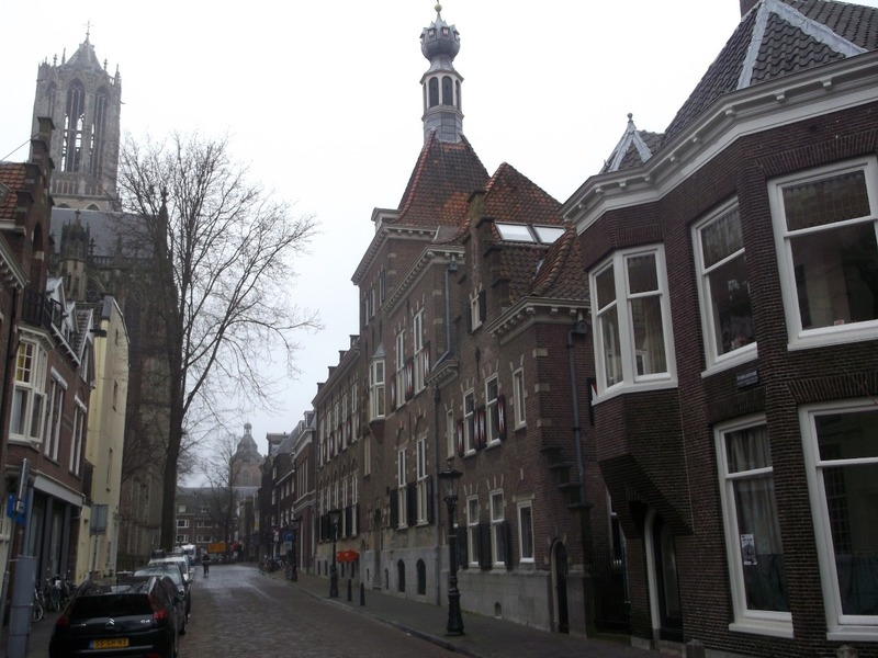 Typical streets