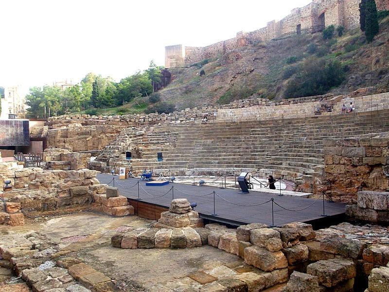 Roman Theatres and Moorish Castles