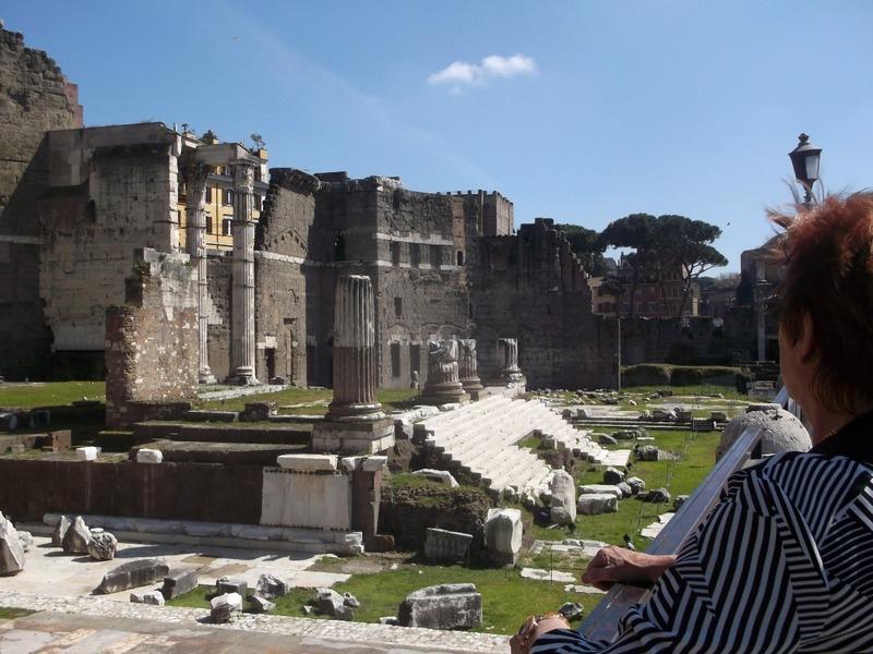 More amazing Forum ruins