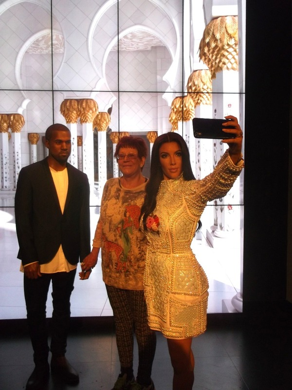 Kim and Kanye´s new besty