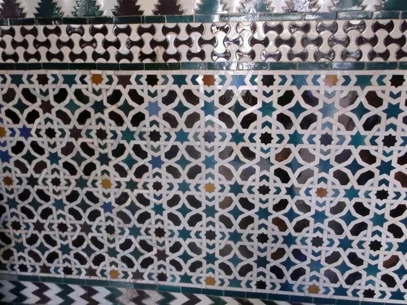 Amazing tiling