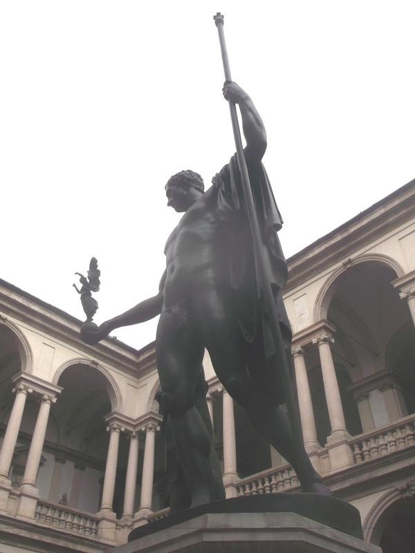 Napoleon holding a fairy ? 1811