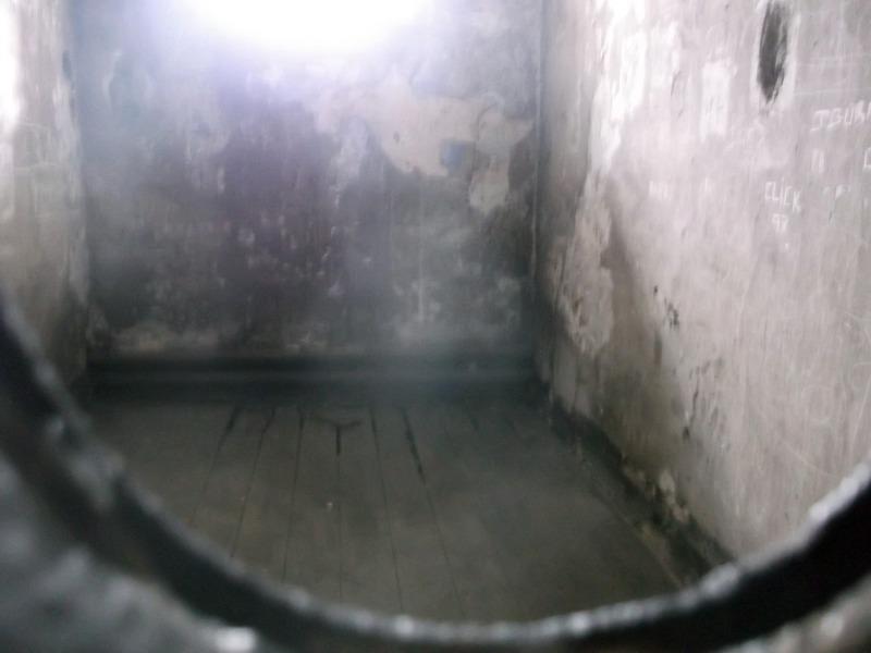 bleak windowless bare cells