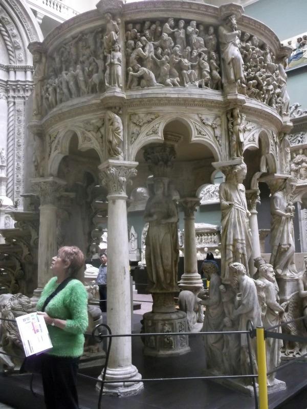 a big pulpit