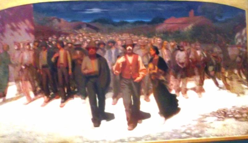 the Human Flood 1901