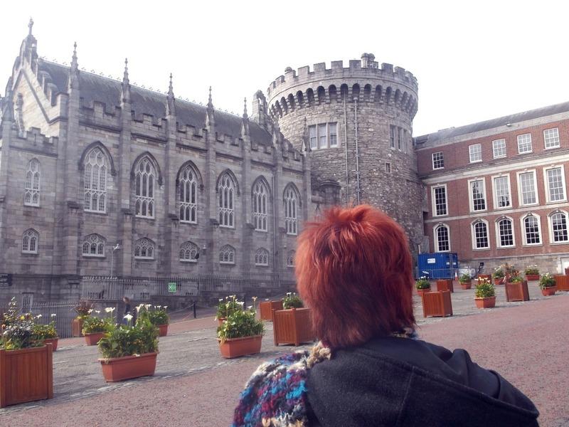 Courtyard Dublin Castle