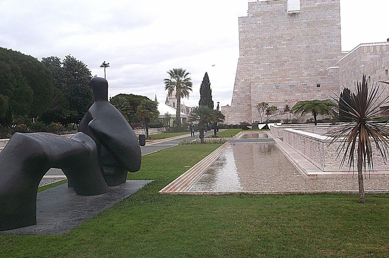 but the Modern Art Museum has a Henry Moore